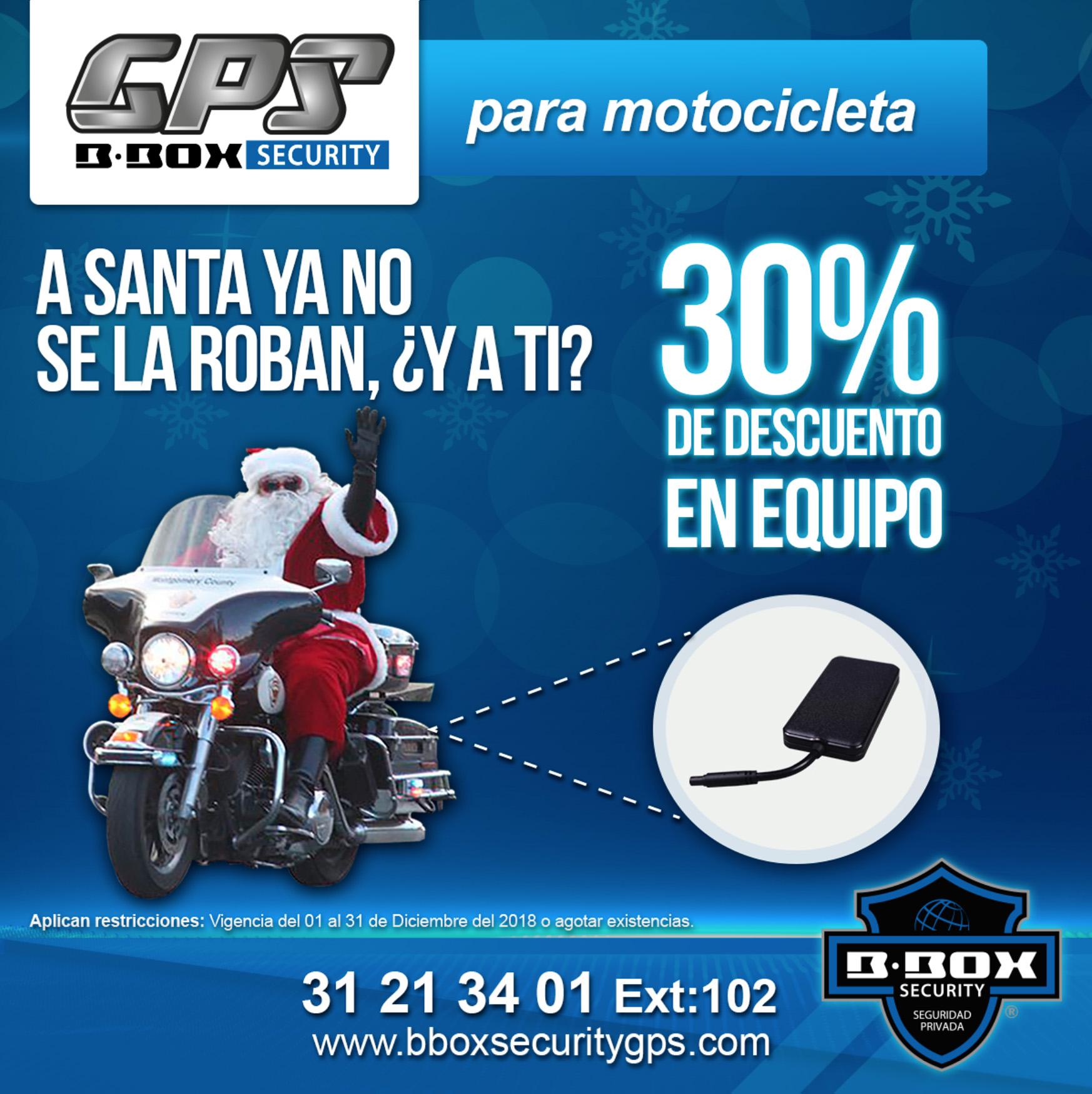 BBOX Security Seguridad guardias virtuales promocion santa - Servicio de Rastreo Satelital y GPS en Guadalajara   BBOX Security