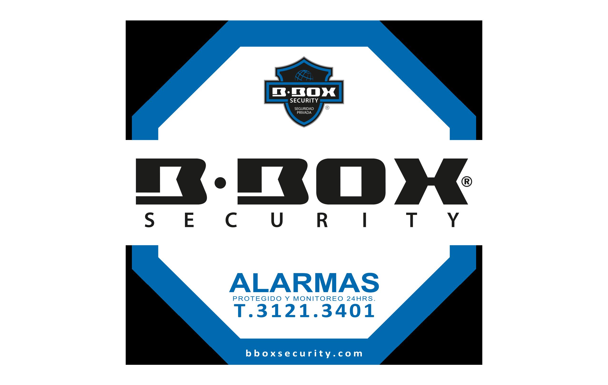 BBOX Security Seguridad monitoreo de alarma logo - Servicio de Monitoro de Alarma en Guadalajara | BBOX Security